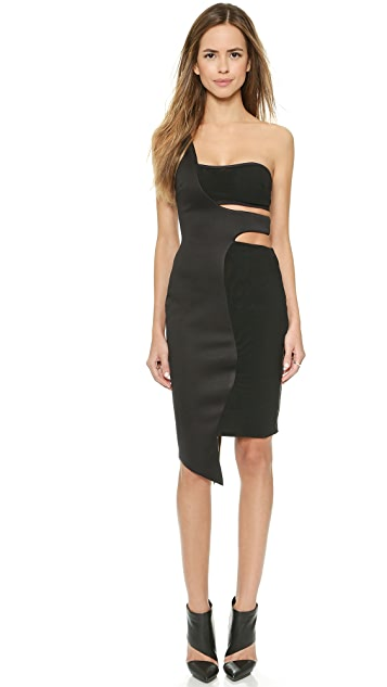 Bec & Bridge Montego One Shoulder Dress