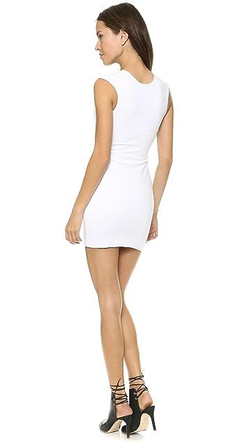 Bec & Bridge Snake Charmer Reversible Mini Dress