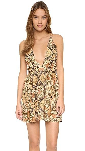 Bec & Bridge Mandala Mini Dress