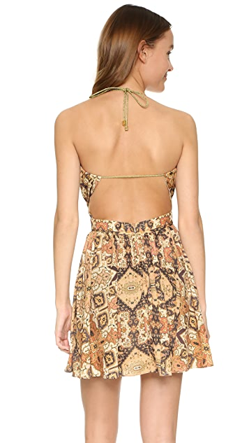 Bec & Bridge Mandala Mini Dress