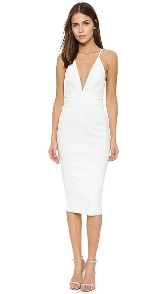 Bec & Bridge Lalla Deep V Dress