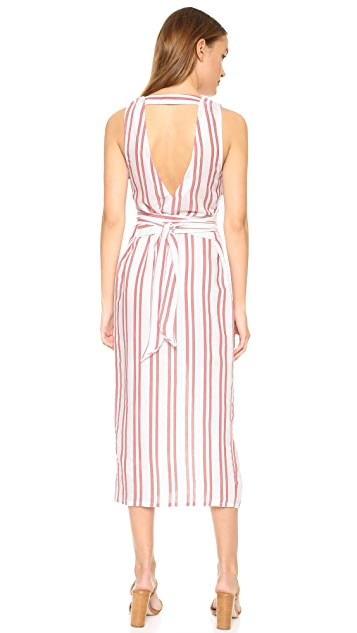 Bec & Bridge Carouse Midi Dress