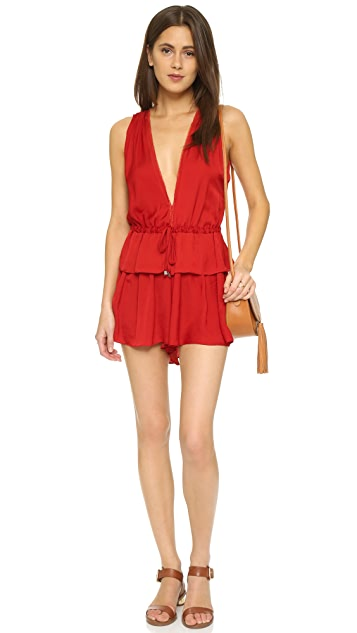 Bec & Bridge Casablanca Romper