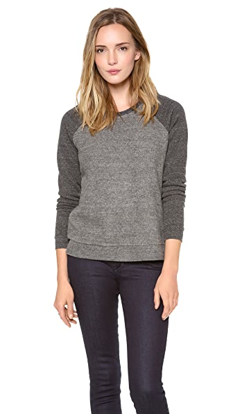 Bella Luxx High Low Crew Neck Sweater