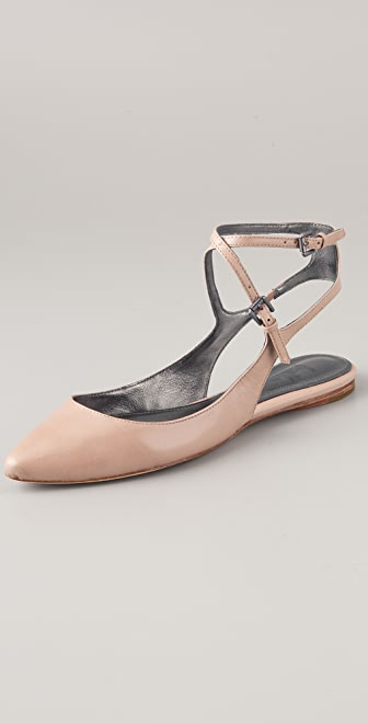 Belle by Sigerson Morrison Verena Leather Flats