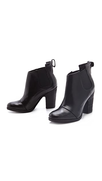 Belle by Sigerson Morrison Naji Double Gore Booties