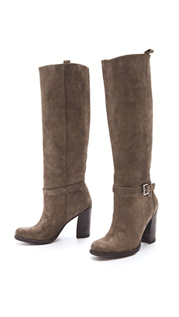 Belle by Sigerson Morrison Hayley Nubuck Boots