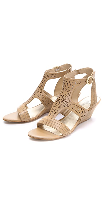 Belle by Sigerson Morrison Altare Wedge Sandals