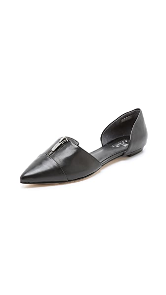 Belle by Sigerson Morrison Silvia d'Orsay Flats