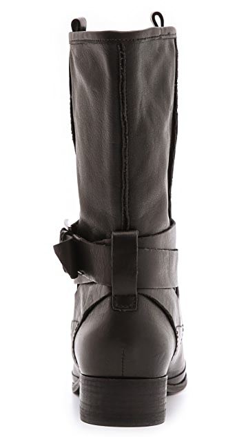 Belle by Sigerson Morrison Who Leather Wrap Boots
