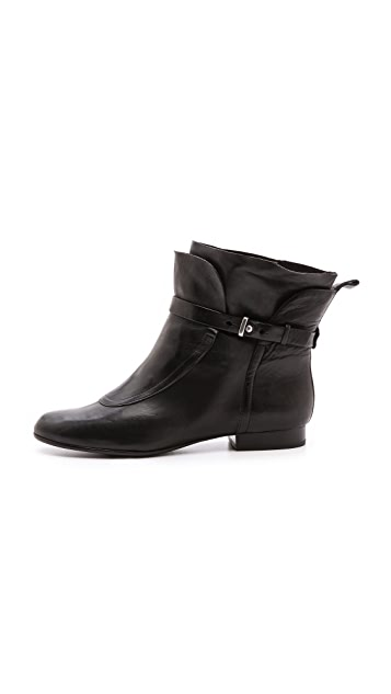 Belle by Sigerson Morrison Miracle Flat Booties