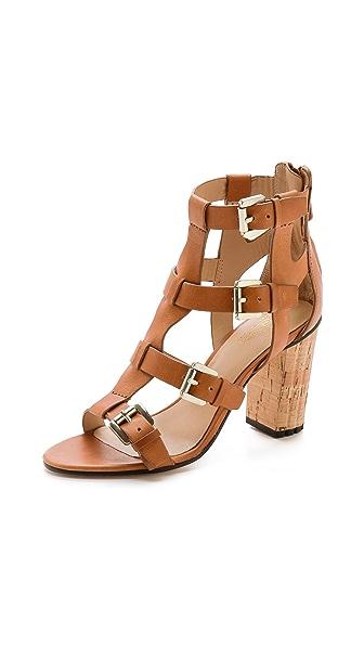 Belle by Sigerson Morrison Fuller Gladiator Sandals