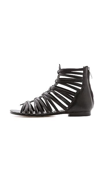 Belle by Sigerson Morrison Alpina Gladiator Sandals