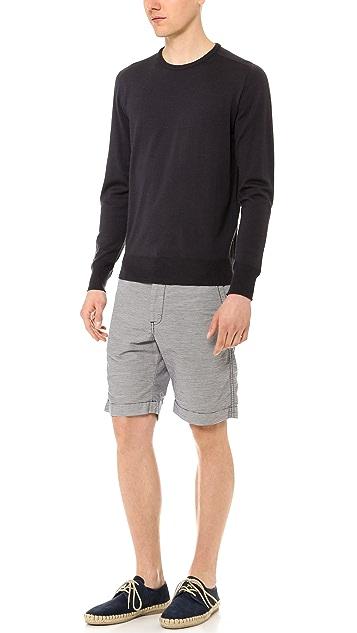 Bellerose Vaga Bermuda Shorts