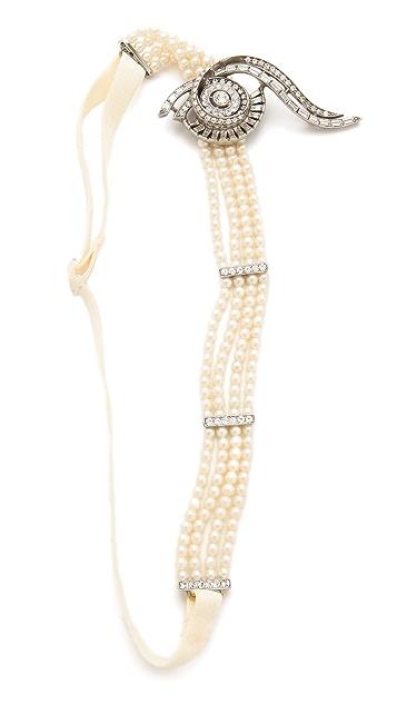 Ben-Amun Crystal Headband