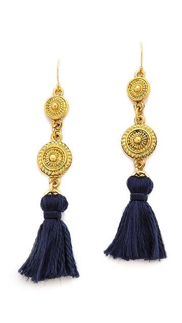 Ben-Amun Tassel Earrings