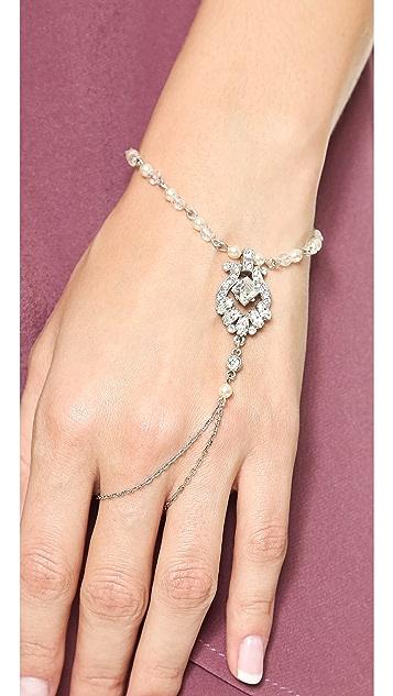 Ben-Amun Crystal Hand Chain