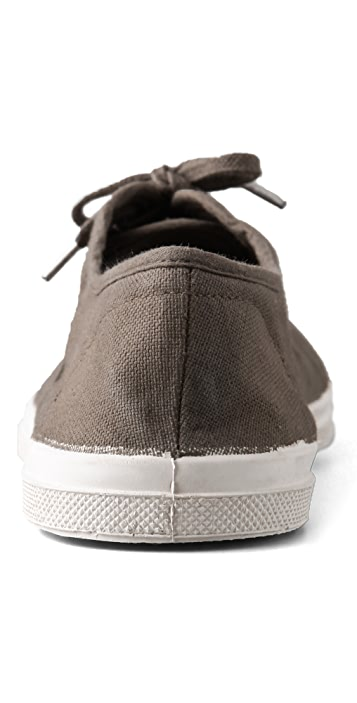 Bensimon Classic Lace Up Flats