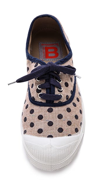 Bensimon Limited Edition Dots Sneakers