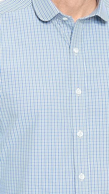 Bespoken Rounded Collar Shirt