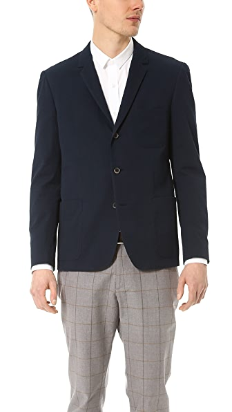 Bespoken Patch Blazer
