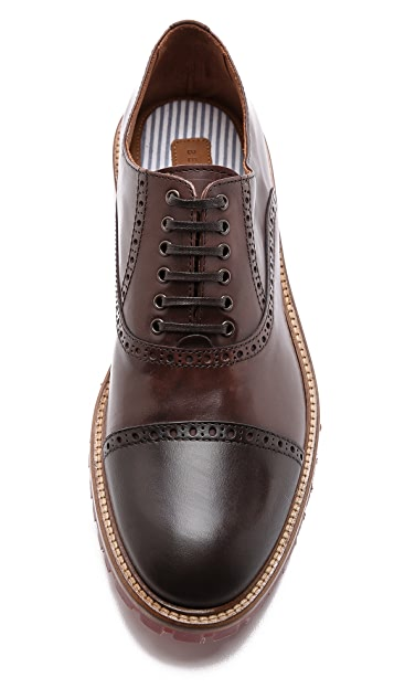 Bespoken Whitworth Cap Toe Shoes