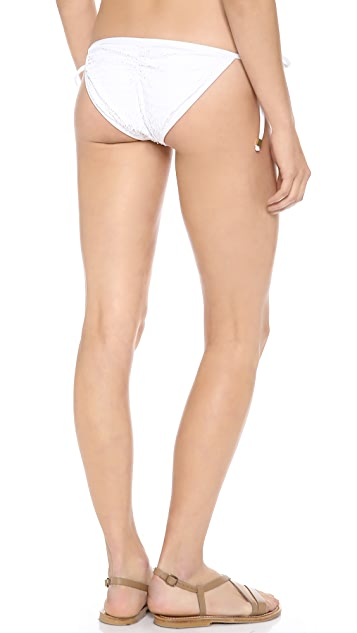 Bettinis Cali Crochet Lovely Bikini Bottoms