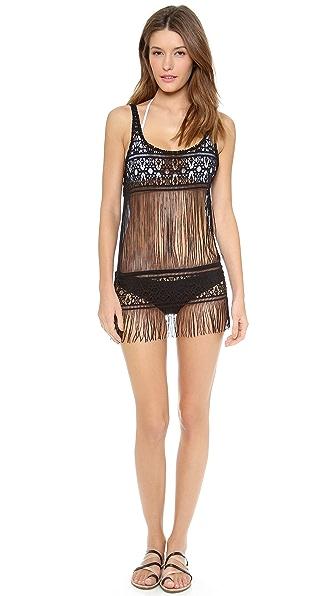 Bettinis Cali Crochet Dress