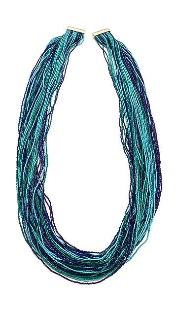 Bex Rox Multi Strand Maasai Necklace