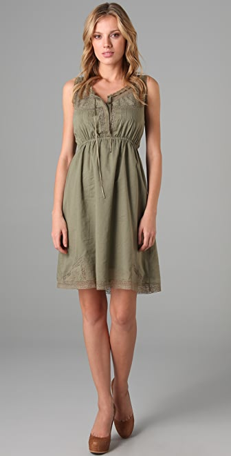 Beyond Vintage Day Dress - SHOPBOP