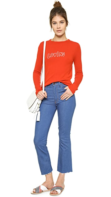 Bella Freud Loving Sweater