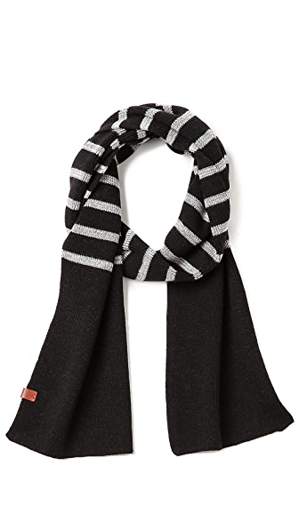 Bickley + Mitchell Stripe Scarf