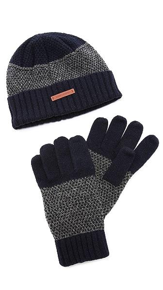 Bickley + Mitchell Glove & Beanie Gift Set