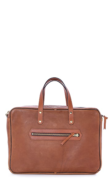 Bill Amberg Hunter Briefcase