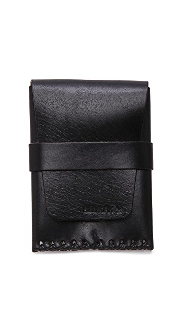 Billykirk Card Case with Flap
