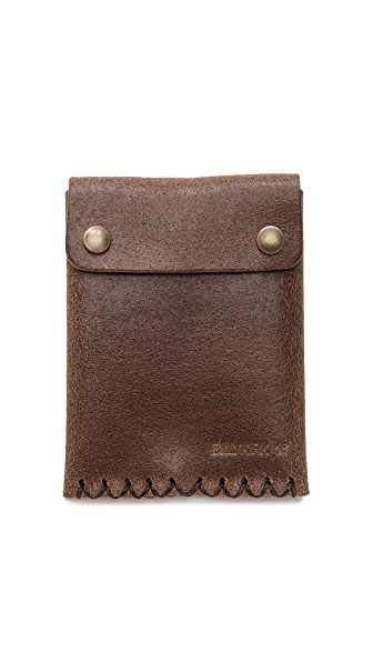 Billykirk Card Case with Snap