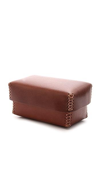 Billykirk Small Leather Box