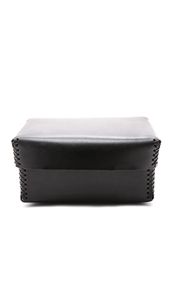 Billykirk Large Leather Box