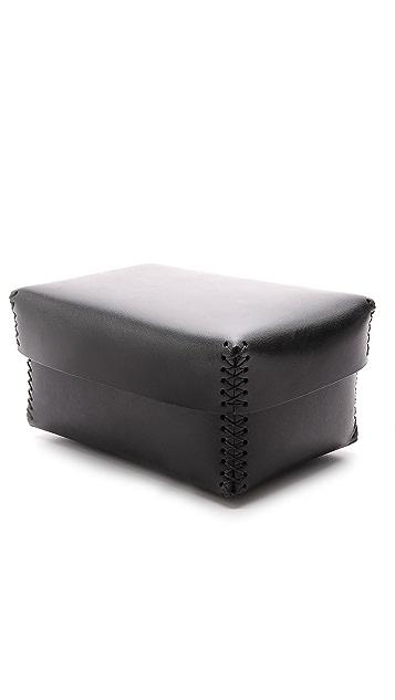 Billykirk Large Leather Box
