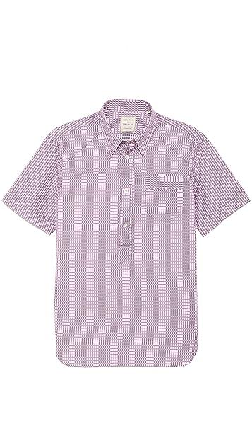 Billy Reid Dixon Shirt