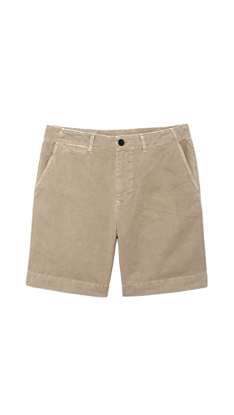 Billy Reid Wynn Chino Shorts