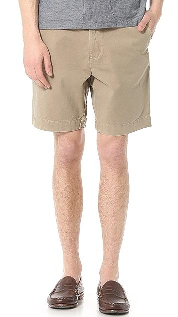 Billy Reid Wynn Chino Shorts