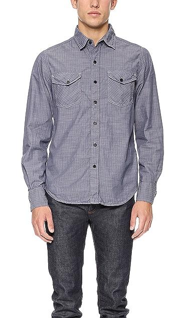 Billy Reid Donovan Work Shirt