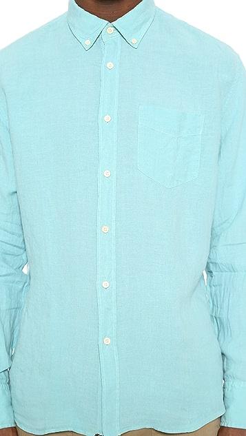 Billy Reid Jonathon Shirt