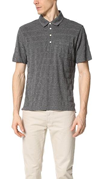 Billy Reid Davidson Polo