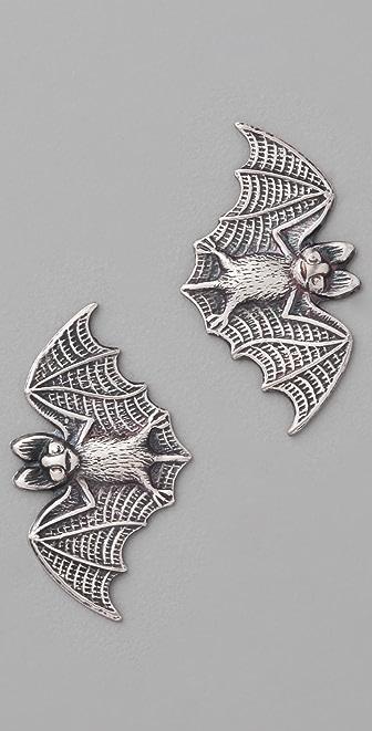 Bing Bang Bat Stud Earrings