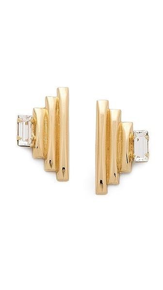 Bing Bang Sacred Geometry Earrings