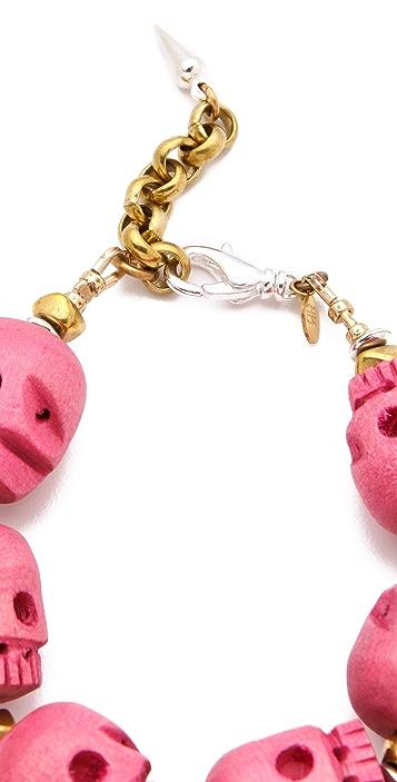 Bing Bang Calavera Bracelet