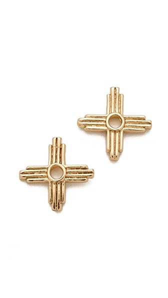 Bing Bang Zia Son Stud Earrings