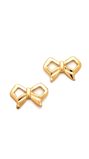 Bing Bang Bow Stud Earrings
